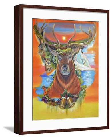 Unwrap Natures Gifts-Sue Clyne-Framed Art Print
