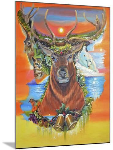 Unwrap Natures Gifts-Sue Clyne-Mounted Giclee Print