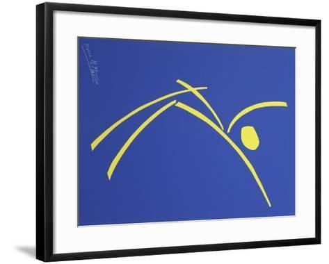 9CO-Pierre Henri Matisse-Framed Art Print