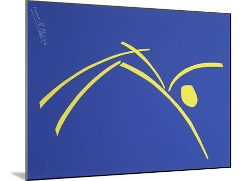 9CO-Pierre Henri Matisse-Mounted Giclee Print
