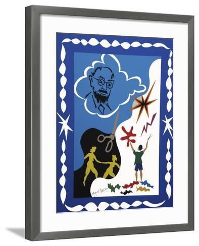14CO-Pierre Henri Matisse-Framed Art Print