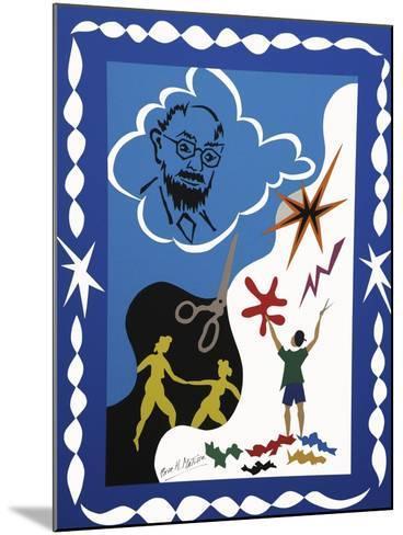 14CO-Pierre Henri Matisse-Mounted Giclee Print