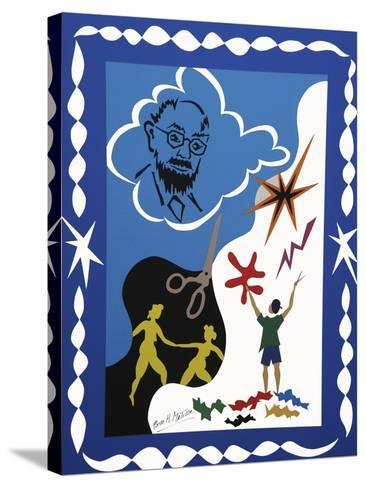 14CO-Pierre Henri Matisse-Stretched Canvas Print