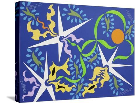 7CO-Pierre Henri Matisse-Stretched Canvas Print