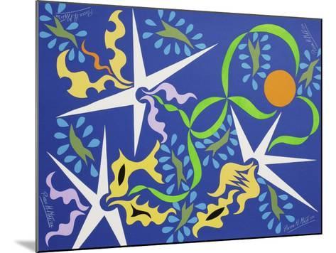 7CO-Pierre Henri Matisse-Mounted Giclee Print