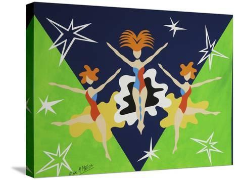 11CO-Pierre Henri Matisse-Stretched Canvas Print