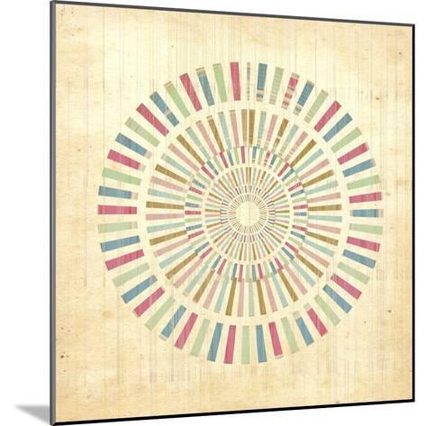Color Burst-Tammy Kushnir-Mounted Giclee Print
