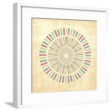 Color Burst-Tammy Kushnir-Framed Art Print