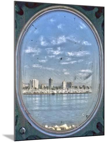 Porthole Views-Toula Mavridou-Messer-Mounted Giclee Print
