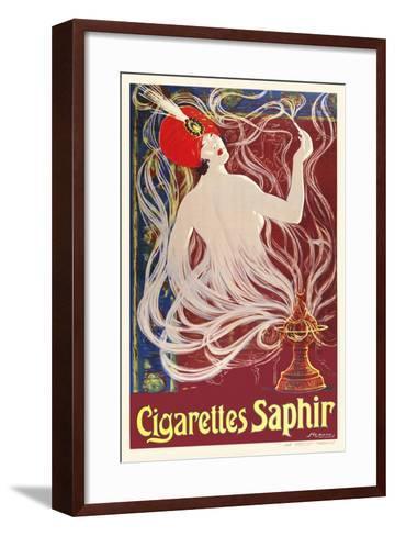 Ad-Vintage Lavoie-Framed Art Print