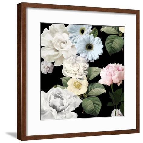 Wallflowers-Color Bakery-Framed Art Print