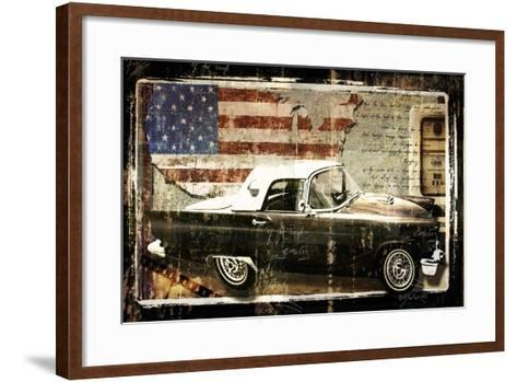 You Can Drive-Mindy Sommers - Photography-Framed Art Print