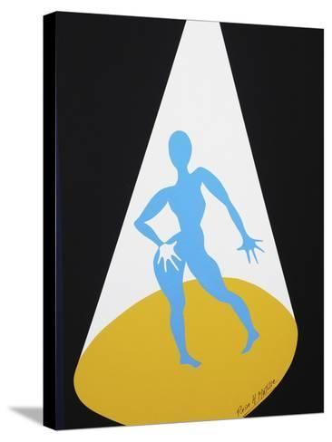 25CO-Pierre Henri Matisse-Stretched Canvas Print