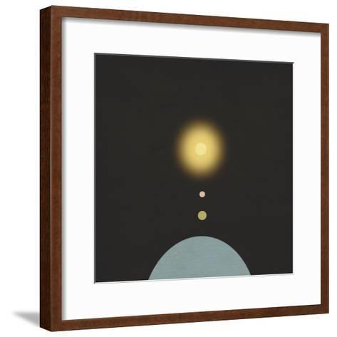New Beginnings-Tammy Kushnir-Framed Art Print