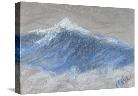 Wave Portrait No. 87-Marie Marfia Fine Art-Stretched Canvas Print