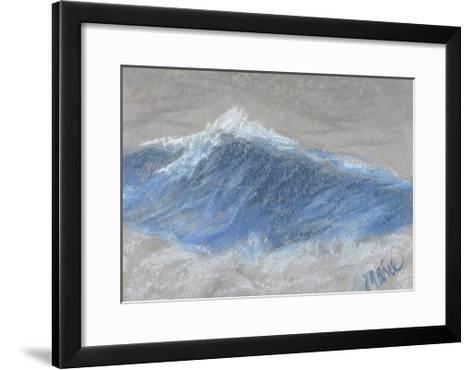 Wave Portrait No. 87-Marie Marfia Fine Art-Framed Art Print