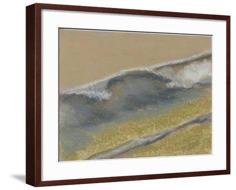 Green and Gold-Marie Marfia Fine Art-Framed Art Print