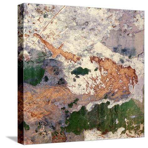 Dry Dock 30-Rob Lang-Stretched Canvas Print