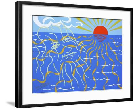 6G-Pierre Henri Matisse-Framed Art Print