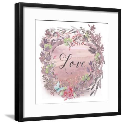 Love-Tina Lavoie-Framed Art Print