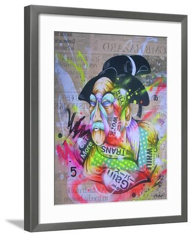 Civilization 3-Taka Sudo-Framed Art Print