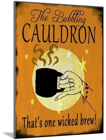 The Bubbling Cauldron-Valarie Wade-Mounted Giclee Print
