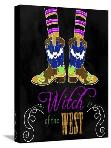 Witch of the West-Valarie Wade-Stretched Canvas Print