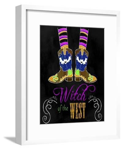 Witch of the West-Valarie Wade-Framed Art Print