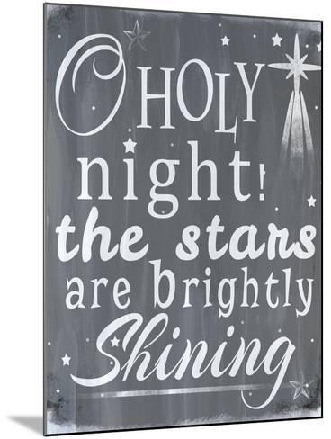 O Holy Night-Valarie Wade-Mounted Giclee Print