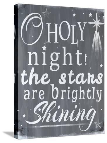O Holy Night-Valarie Wade-Stretched Canvas Print