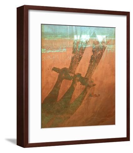 Montauk 2-Rob Lang-Framed Art Print