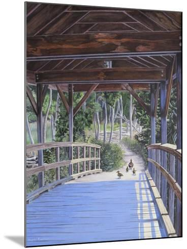 Bridge-Rusty Frentner-Mounted Giclee Print