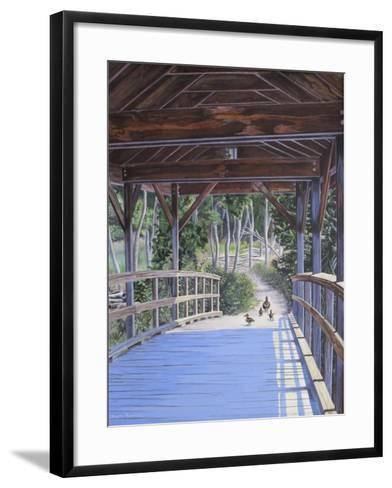 Bridge-Rusty Frentner-Framed Art Print
