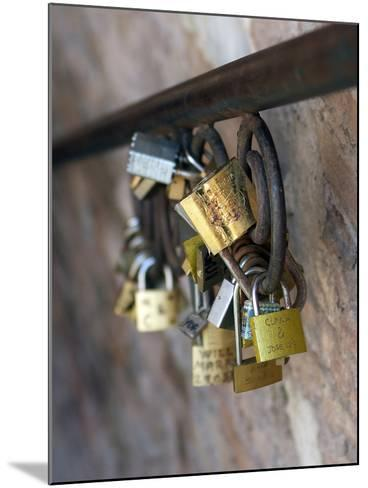Love Locks-Toula Mavridou-Messer-Mounted Photographic Print