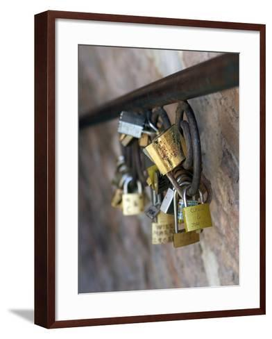 Love Locks-Toula Mavridou-Messer-Framed Art Print