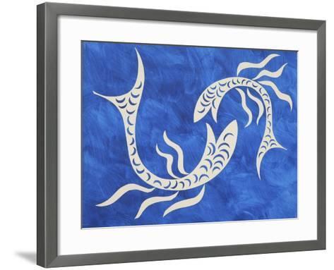 55CO-Pierre Henri Matisse-Framed Art Print
