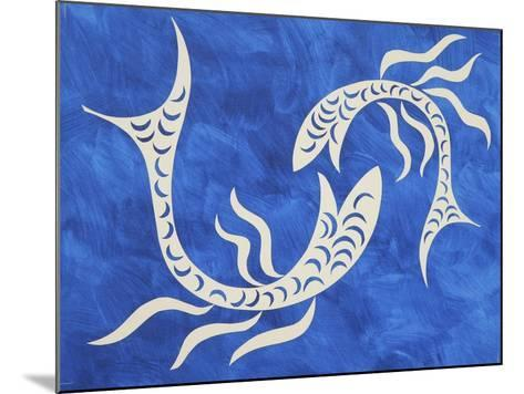 55CO-Pierre Henri Matisse-Mounted Giclee Print