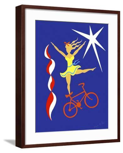 51CO-Pierre Henri Matisse-Framed Art Print