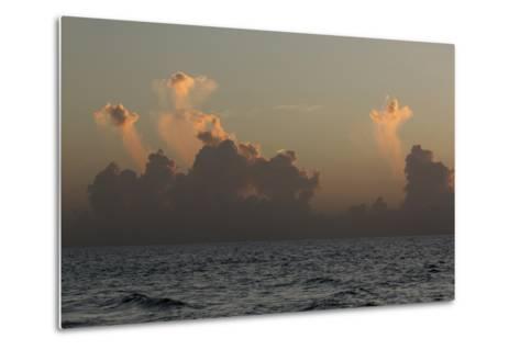 Ocean Sunrise 3-Rob Lang-Metal Print