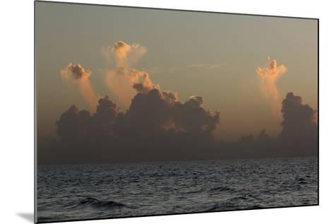 Ocean Sunrise 3-Rob Lang-Mounted Photographic Print