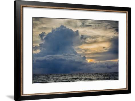 Storm Clouds 1-Rob Lang-Framed Art Print