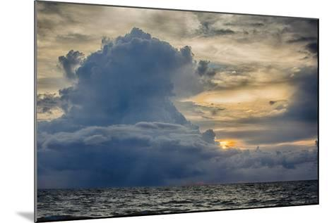 Storm Clouds 1-Rob Lang-Mounted Photographic Print