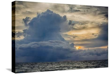 Storm Clouds 1-Rob Lang-Stretched Canvas Print