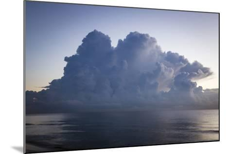 Storm Clouds 2-Rob Lang-Mounted Photographic Print