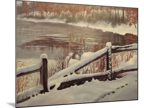 Winter Magic-Rusty Frentner-Mounted Giclee Print