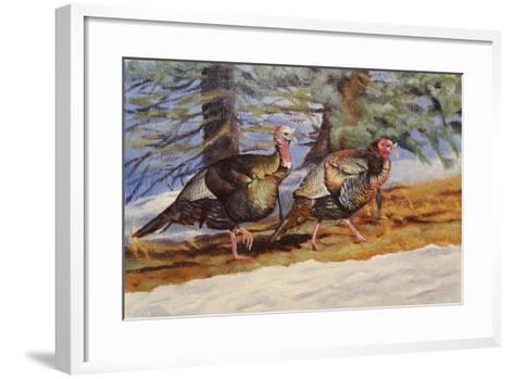 The Boys-Rusty Frentner-Framed Art Print