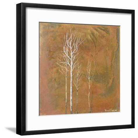 Trees-Trevor V. Swanson-Framed Art Print