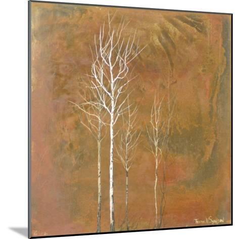 Trees-Trevor V. Swanson-Mounted Giclee Print