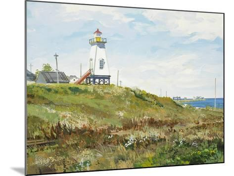 Ferry Harbour Cape Tourmentine New Brunswick-Peter Snyder-Mounted Giclee Print
