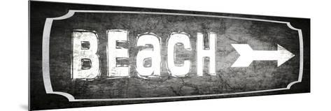 Good Times Beach-LightBoxJournal-Mounted Giclee Print